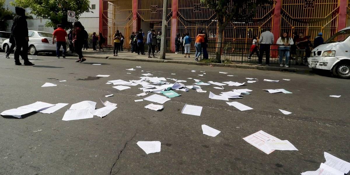 Aces confirma que coordina nuevas movilizaciones contra la PSU