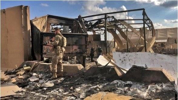 Un base militar que albergaba a estadounidenses fue atacada el pasado 08 de enero