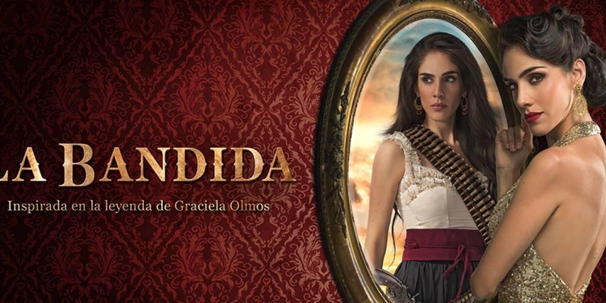 Ahora veremos a Sandra Echeverría en la piel de la mexicana Graciela Olmos