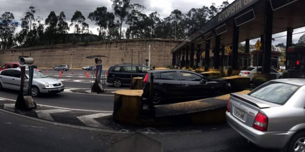 COE cantonal Rumiñahui resolvió eliminar la restricción vehicular desde el lunes 28 de septiembre