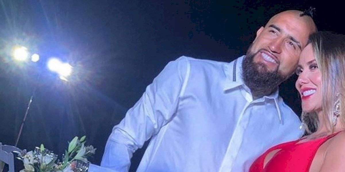 ¿Se acabó el amor? Arturo Vidal y Sonia Isaza dejaron de seguirse en Instagram y surgen rumores de quiebre