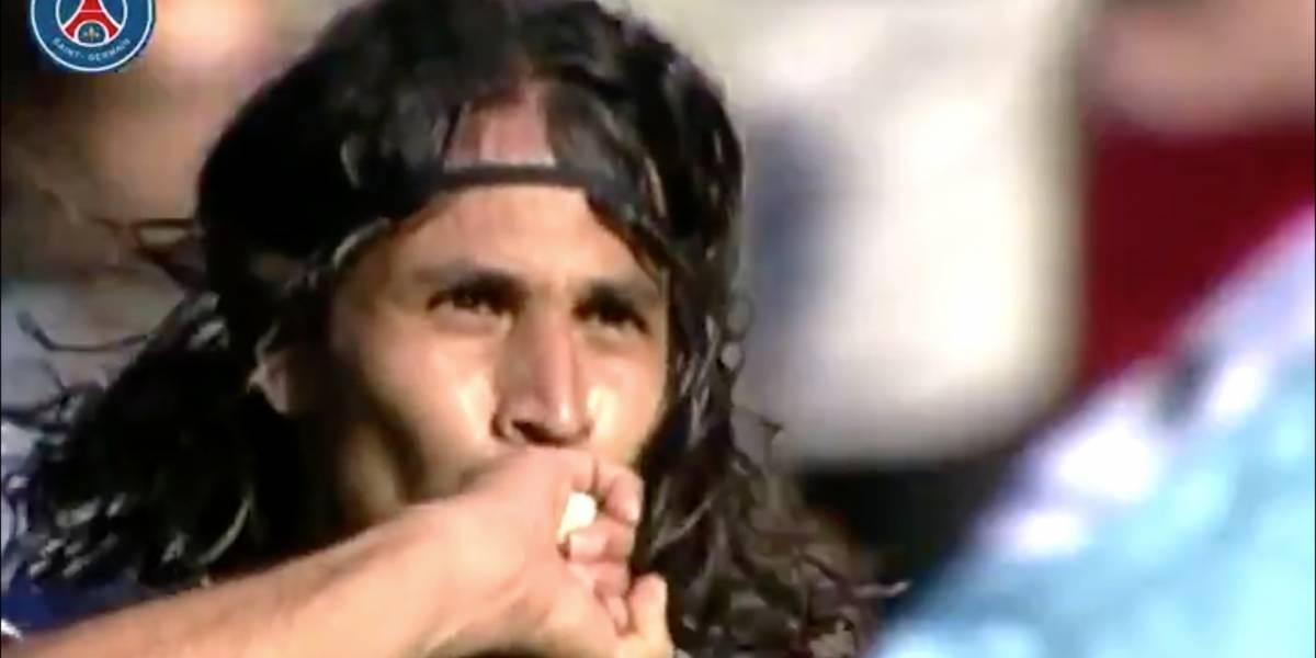VIDEO | ¡Como todo un ídolo! Emotivo homenaje del PSG a Mario Alberto Yepes por su cumpleaños