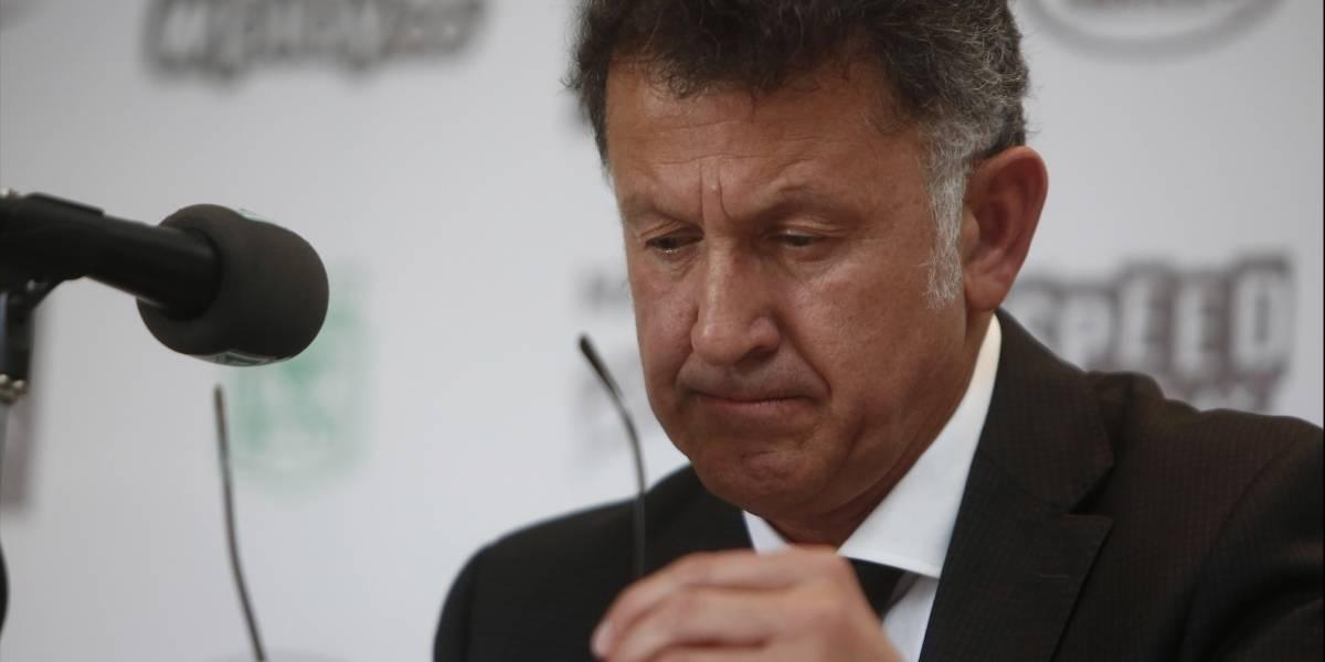 ¡Fuerza, profe! ¿Cuál fue el motivo personal por el que Osorio no viajó con Nacional a la Florida Cup?