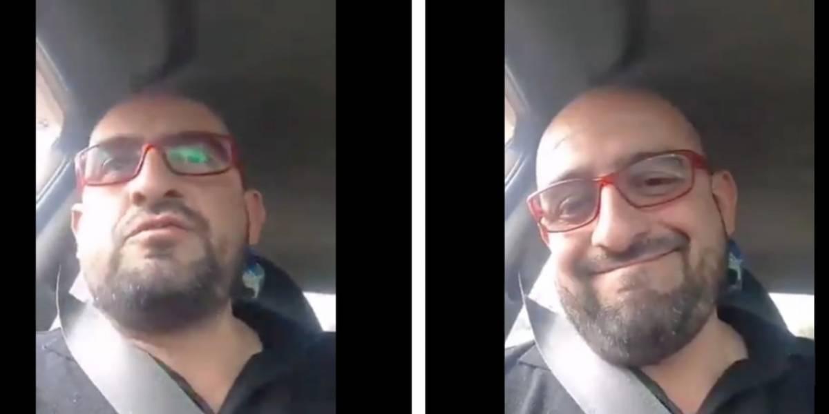 Secretaría de la Mujer rechaza video de líder taxista