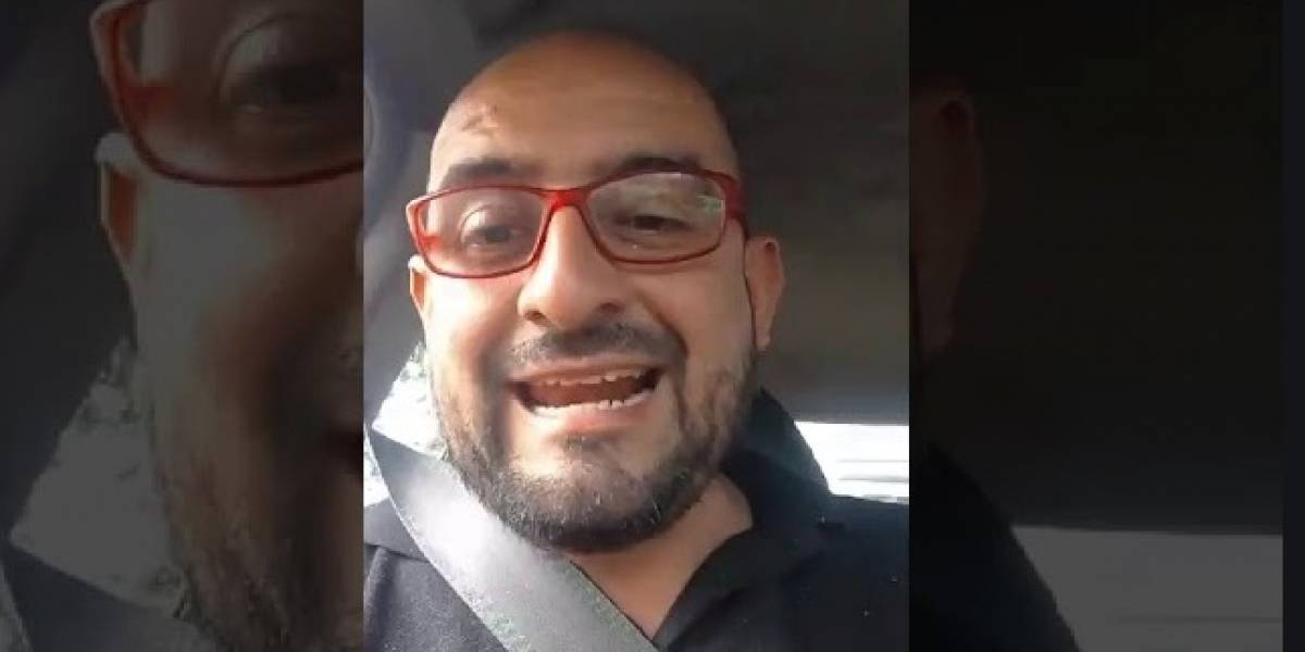 Freddy Contreras fue vetado de la empresa de Taxis y ya le están buscando reemplazo