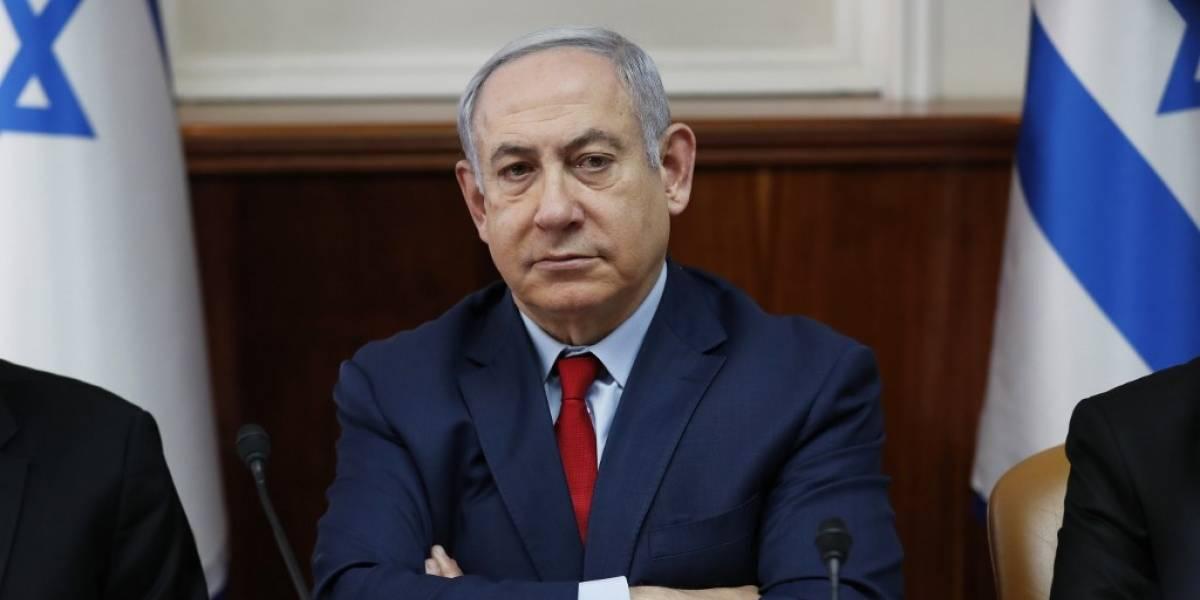 Comité parlamentario de Israel estudiará la solicitud de inmunidad de Netanyahu