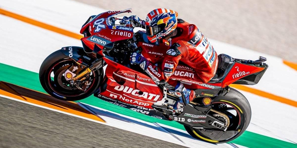 Ducati pone fecha para revelar su nueva unidad al Moto GP