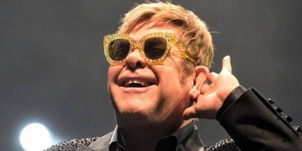 """Elton John y Randy Newman, nominados en la categoría """"Mejor canción original"""" de premios Oscar 2020"""