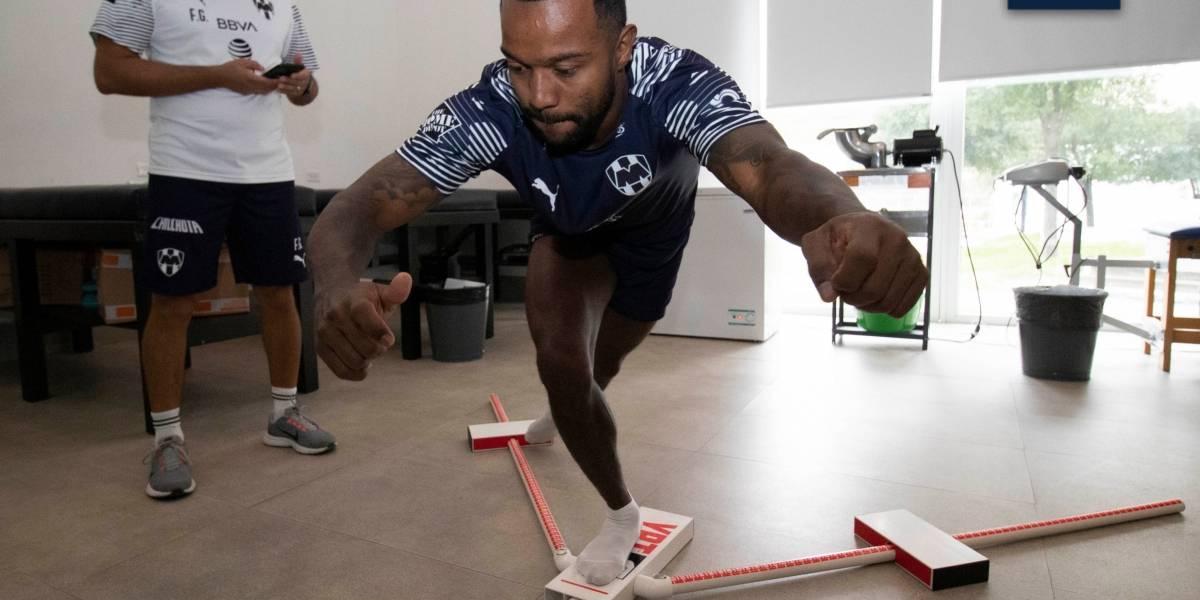 OFICIAL, Aké Loba es nuevo jugador de los Rayados