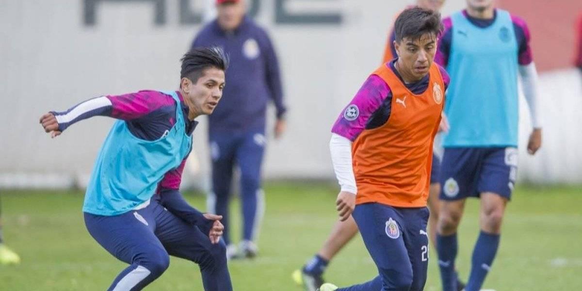Tres jugadores de Chivas y uno de Atlas en el 11 ideal