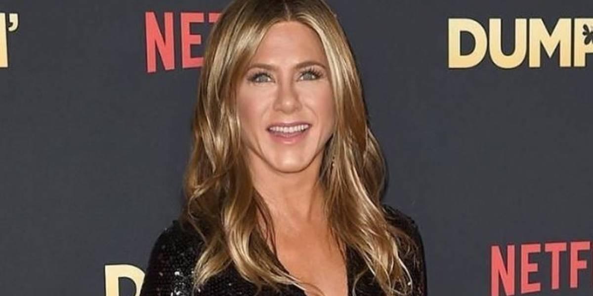 """Jennifer Aniston encanta a fanáticos de """"Friends"""" con nueva fotografía junto a Courtney Cox y Lisa Kudrow"""