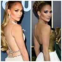 Jennifer Lopez lució mejor en los Choice Awards que en los Golden Globes