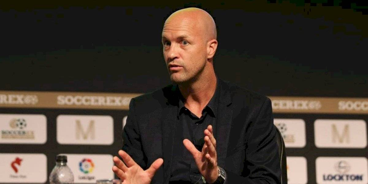Hijo de Johan Cruyff dirigirá a la Selección ecuatoriana