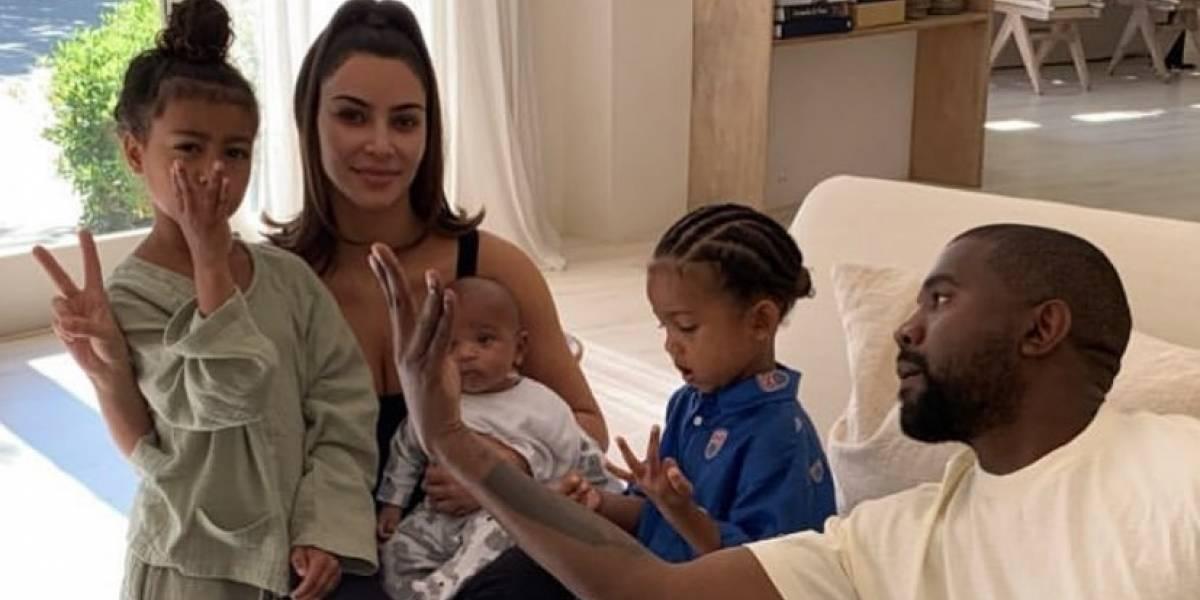 Kim Kardashian derrite a sus fans con un video en el que comparte su rol maternal mientras va de compras