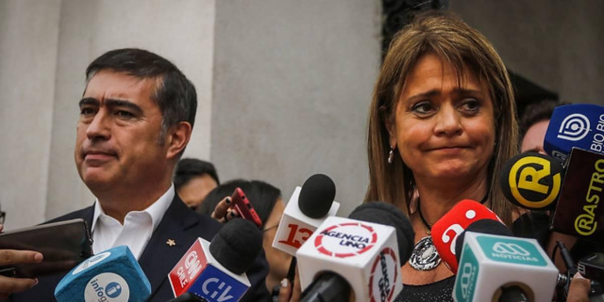 Directivas de Chile Vamos dan por superada crisis tras comité político ampliado con Piñera