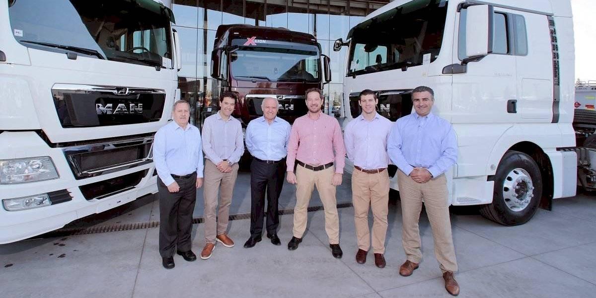 MAN Camiones y Empresas Cavalieri refuerzan su alianza
