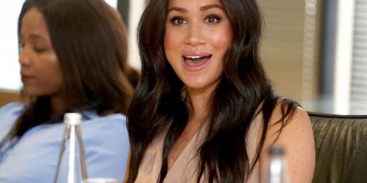 Meghan Markle en negociaciones para trabajar con la firma con Givenchy