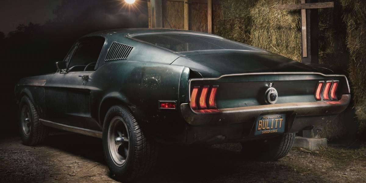 Mustang Bullitt original establece récord en subasta