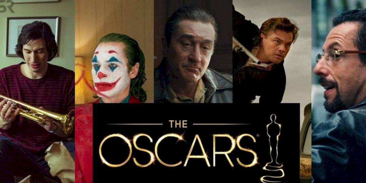 Infografía: Y los nominados al Oscar 2020 son