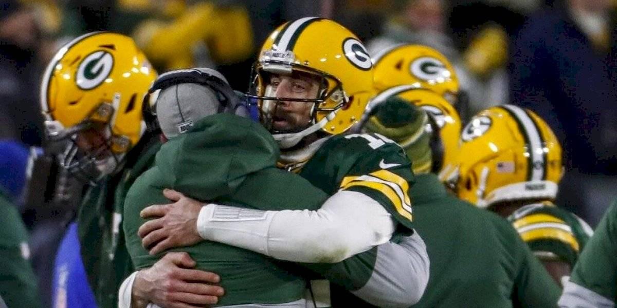 Packers se impone a los Seahawks y va a la final de la Nacional