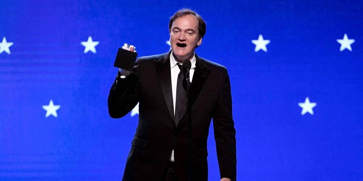 Critics' Choice Awards: 'Era uma Vez em Hollywood' é o grande vencedor da noite