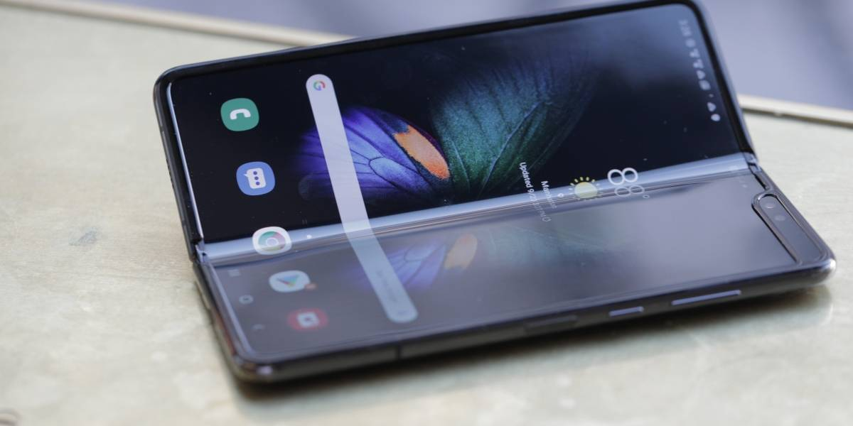 Galaxy Fold, un celular del futuro