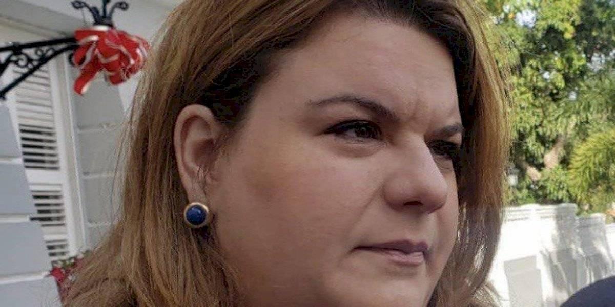 """""""Lo importante es que la ayuda llegue"""", asegura Jenniffer González"""