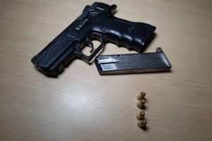 capturan a presuntos sicarios en Escuintla
