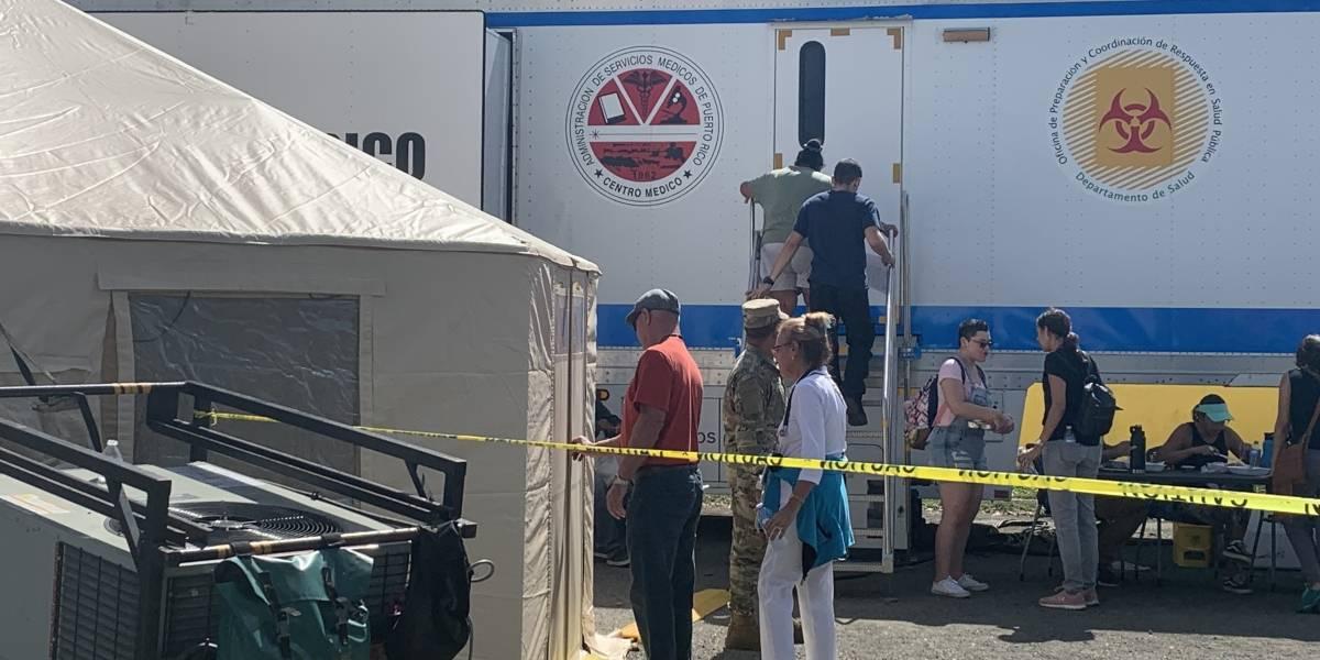 Puerto Rico sin coordinar respuesta masiva de trauma ante riesgo de nuevos terremotos