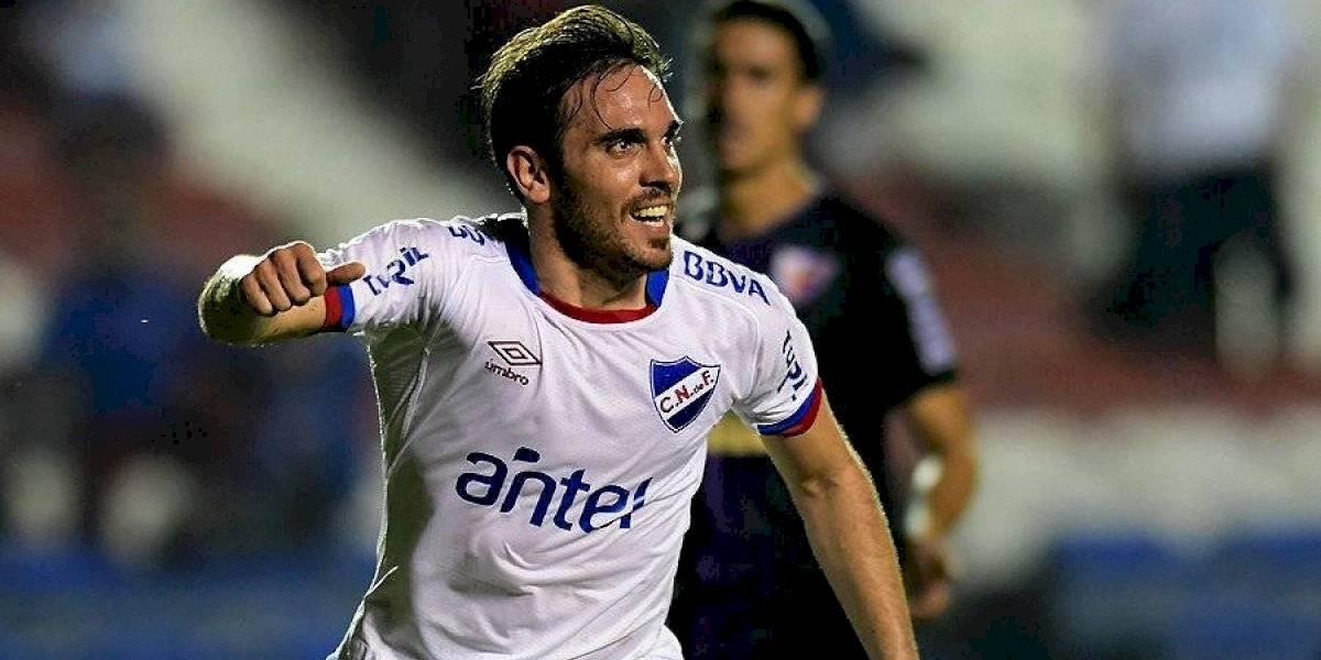 Matías Zunino es el nuevo refuerzo extranjero de Liga de Quito