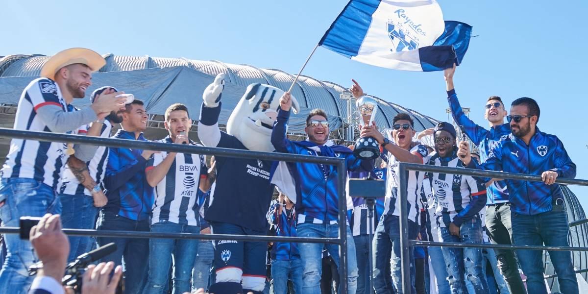 Busca Rayados la excelencia con Copa y Bicampeonato