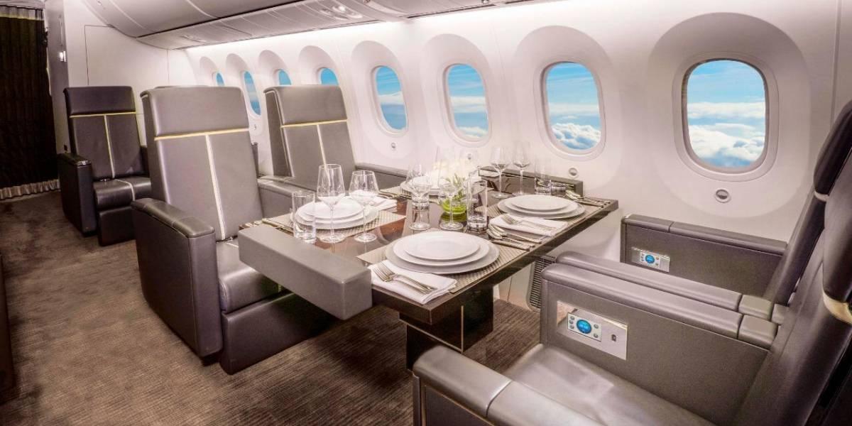 Así era viajar en el avión presidencial José María Morelos