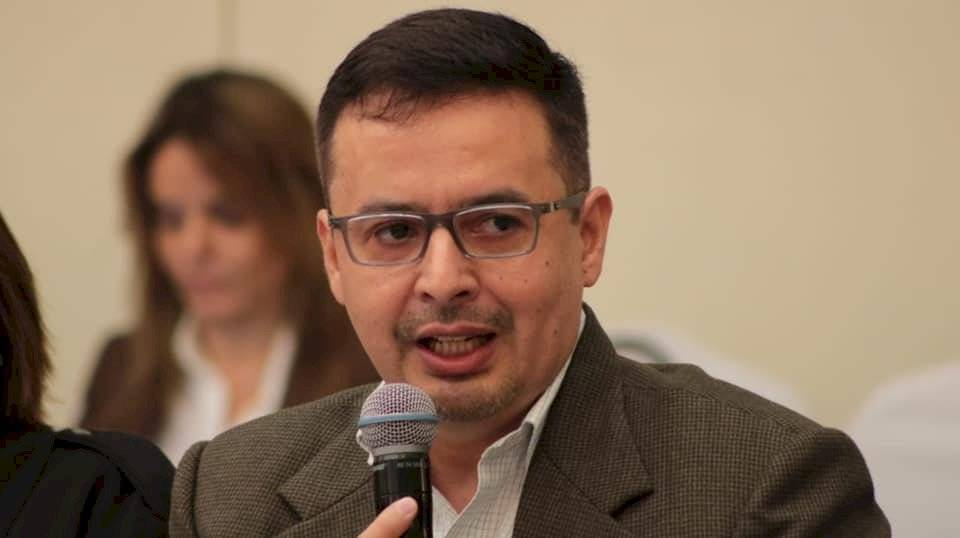 Abraham Rivera, alcalde de Escuintla