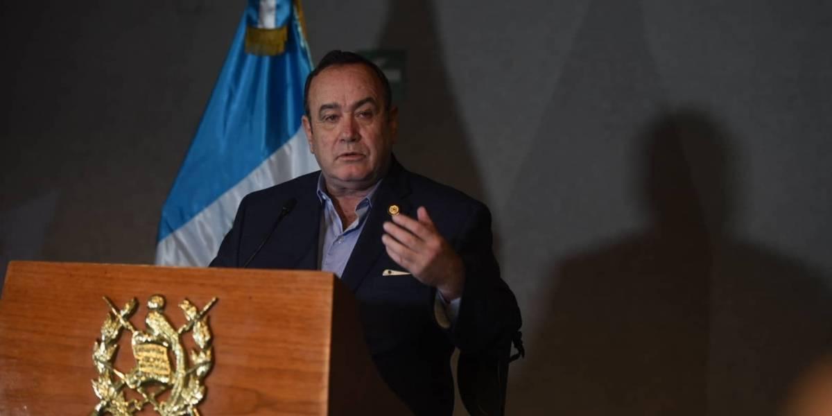 Cinco declaraciones de Alejandro Giammattei previo a tomar posesión
