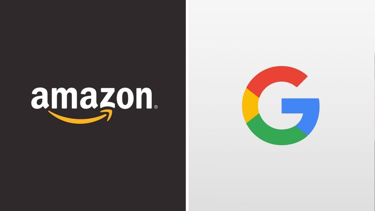 Amazon y Google