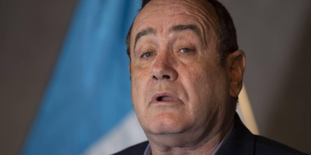 Alejandro Giammattei asume como nuevo presidente de Guatemala