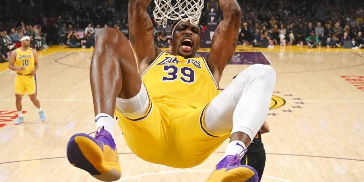 LeBron James se reencuentra con su antiguo equipo y consigue novena victoria consecutiva para los Lakers