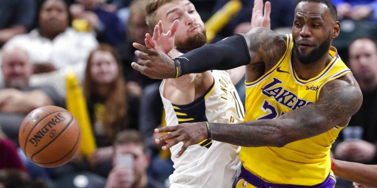 Tendencias de la primera mitad de la temporada de la NBA