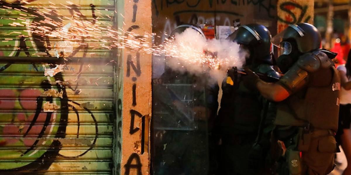 Fue los primeros días del estallido social: prisión preventiva para capitán de Carabineros por torturas en Coquimbo