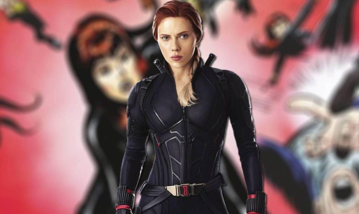 Nuevo tráiler Black Widow