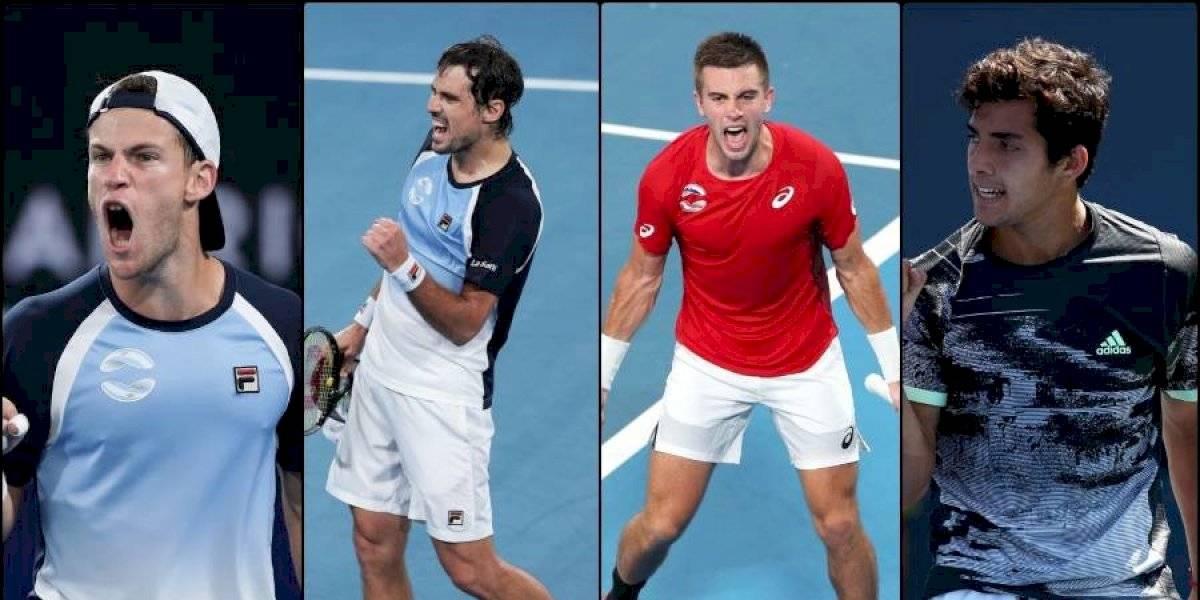 Con Schwartzman a la cabeza y Coric como sorpresa: Oficializado el entry list del ATP de Santiago