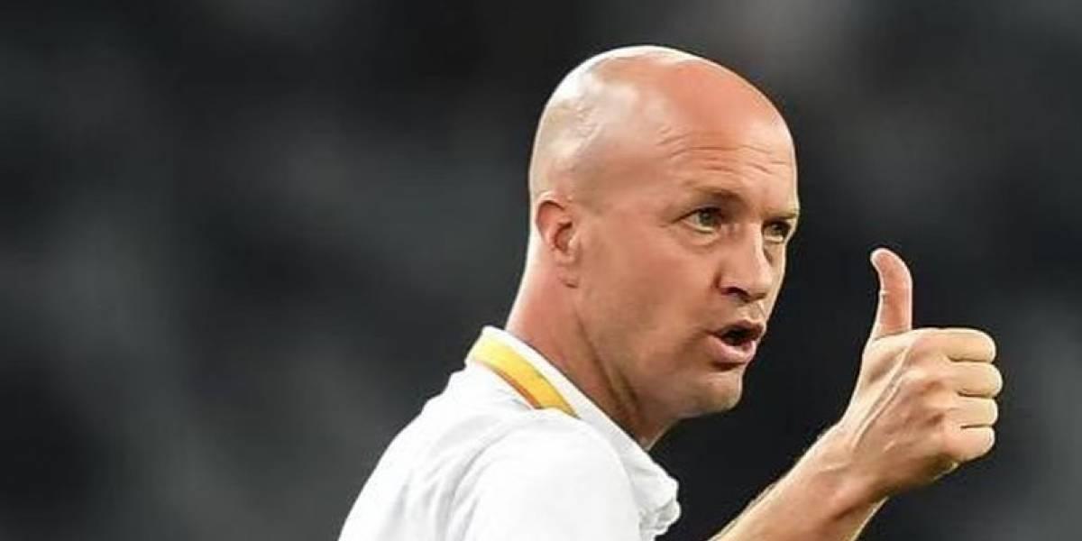 Hijo de Johan Cruyff es nuevo DT de selección ecuatoriana