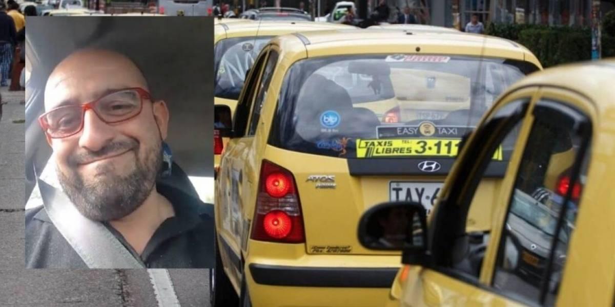 Taxistas rechazan declaraciones de Freddy Contreras, autoproclamado líder del gremio