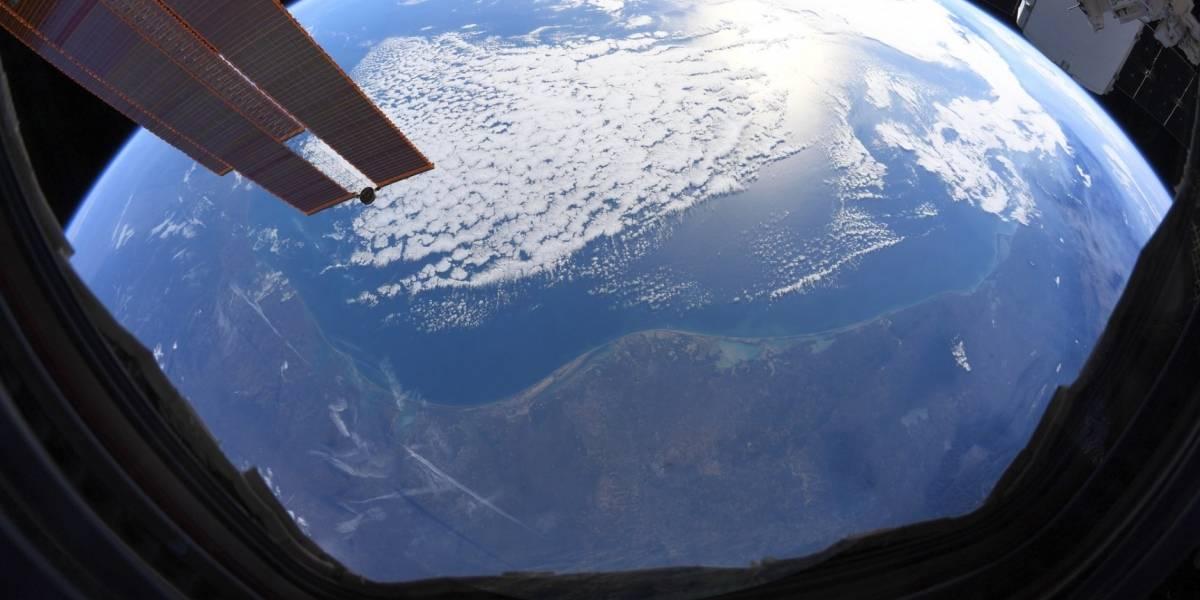 Astronauta da NASA registra impressionante sequência de imagens da Terra desde o espaço
