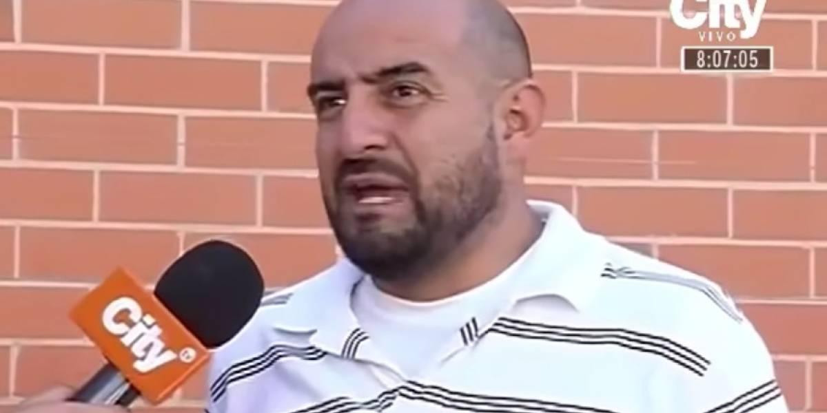 """""""No me arrepiento"""": autoproclamado líder de taxistas sobre polémico video"""