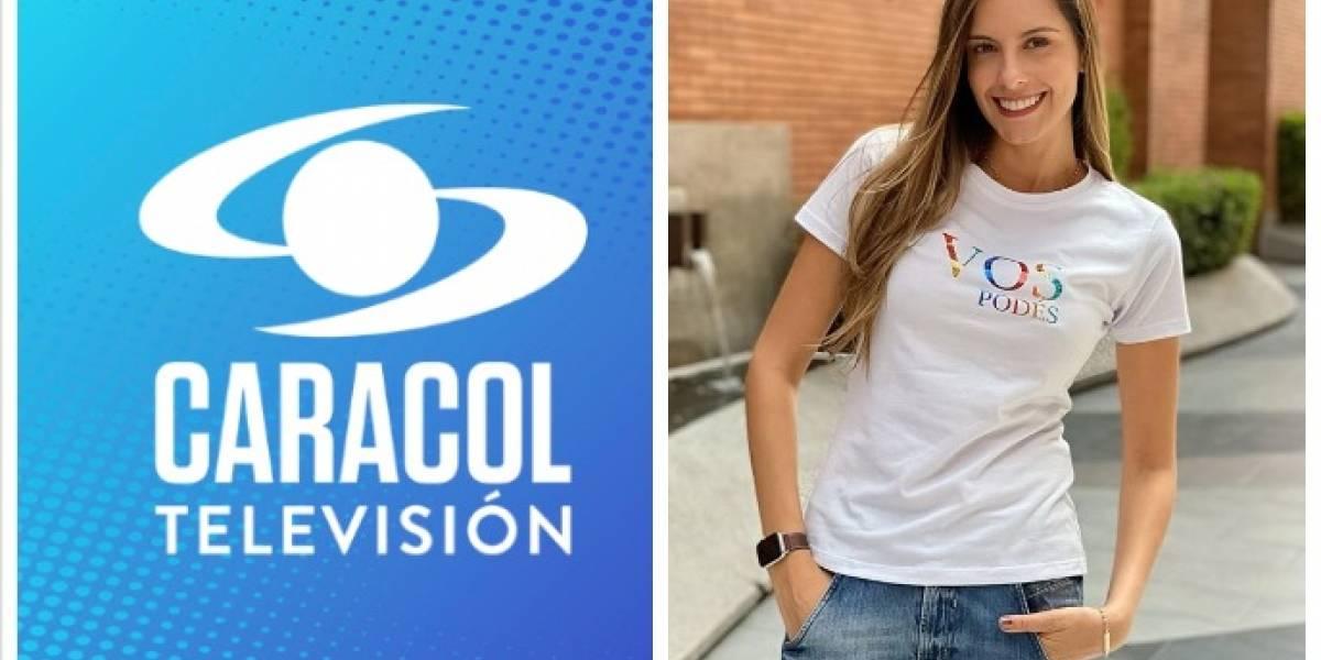¿Expresentadora de Caracol le quitó el puesto a Laura Acuña en programa de RCN?