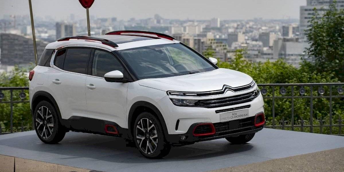 Citroën logra nuevo récord de ventas con su C5 Aircross