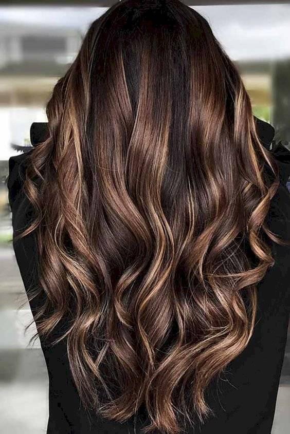 Honey hair