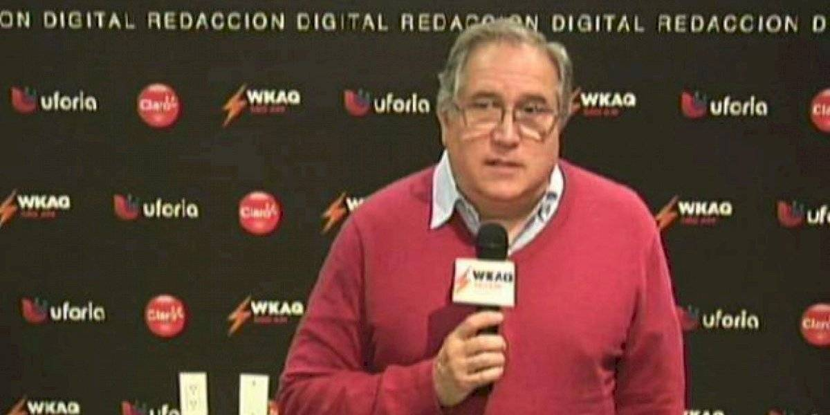 Luis Dávila Colón habla sobre su despido de WKAQ
