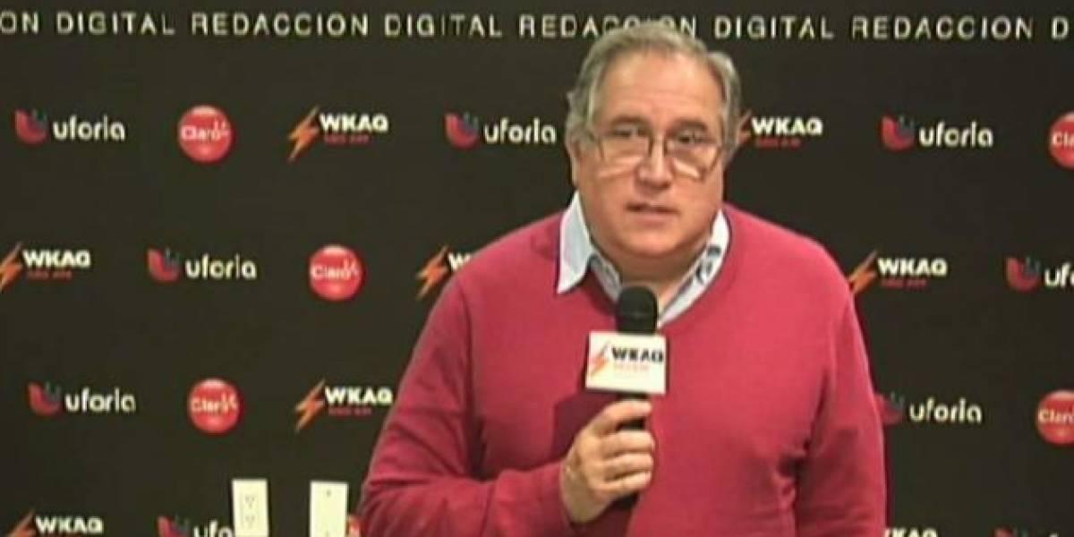 WKAQ suspende a Luis Dávila Colón